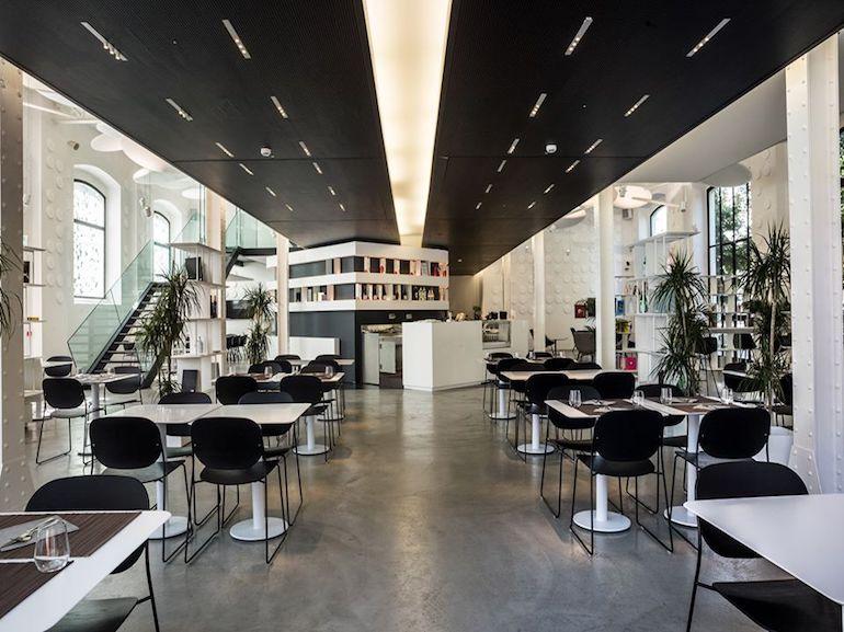 Linea XXI ristorante roma