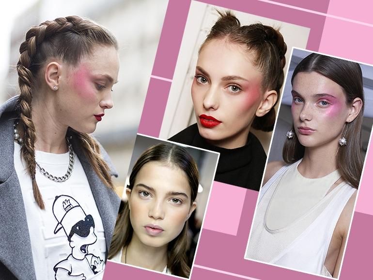 Blush bomb e healthy look: ecco come si porta il blush questa stagione