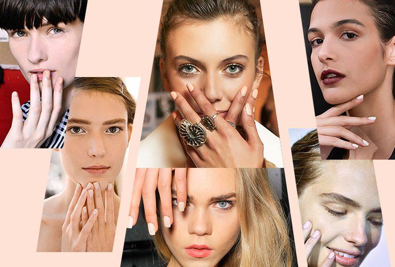 Manicure nude per il matrimonio: 10 proposte per il giorno del sì