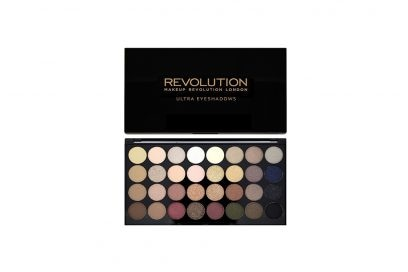 Makeup Revolution – Palette di 32 ombretti Ultra – Flawless