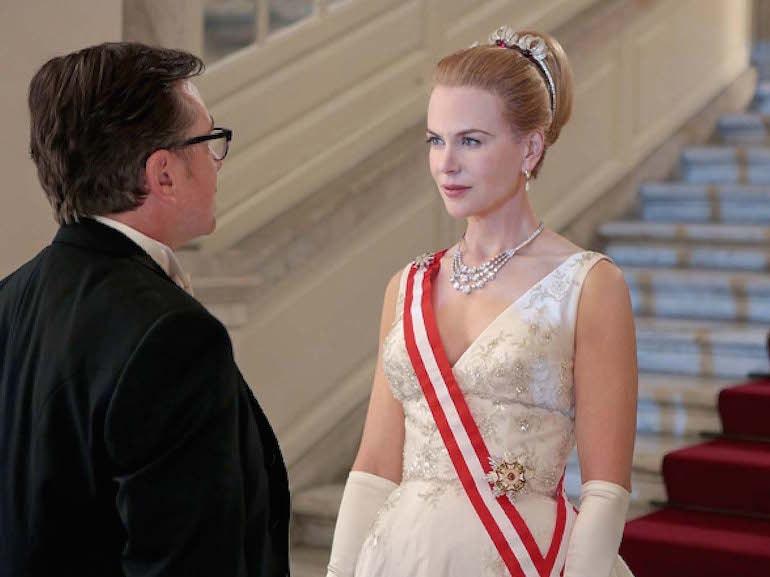 Nicole Kidman vestito reale