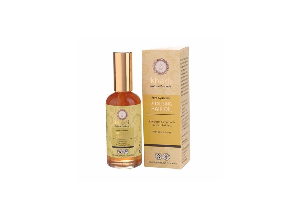 Olio Vitalizzante per i Capelli – Vitalising Hair Oil