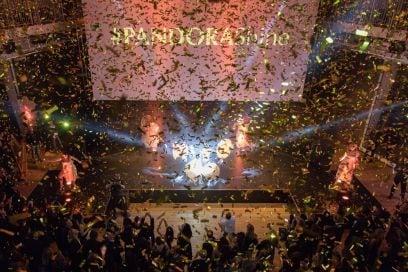 PANDORA Shine: il party scintillante per il lancio della nuova collezione