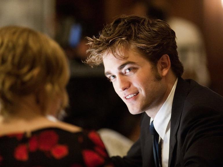 Robert Pattinson sorriso