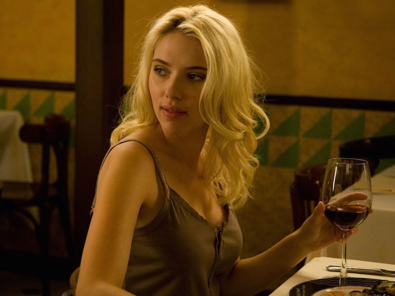 Scarlett-Johansson ristorante