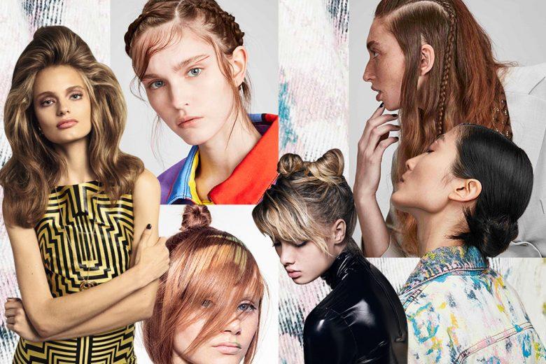 Acconciature capelli 2018: i raccolti e semiraccolti più glam dai Saloni