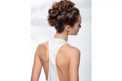 acconciature capelli raccolti saloni primavera estate 2018 coiff e co