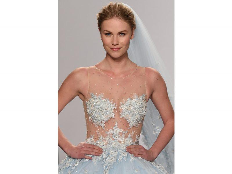 acconciature sposa capelli con accessori 2018 (14)