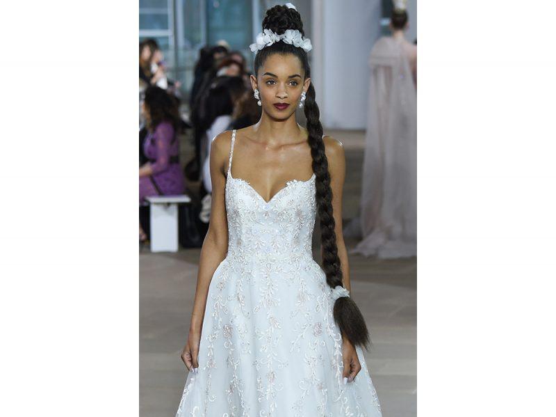 acconciature sposa capelli con accessori 2018 (6)