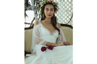 acconciature sposa capelli con accessori 2018 (9)