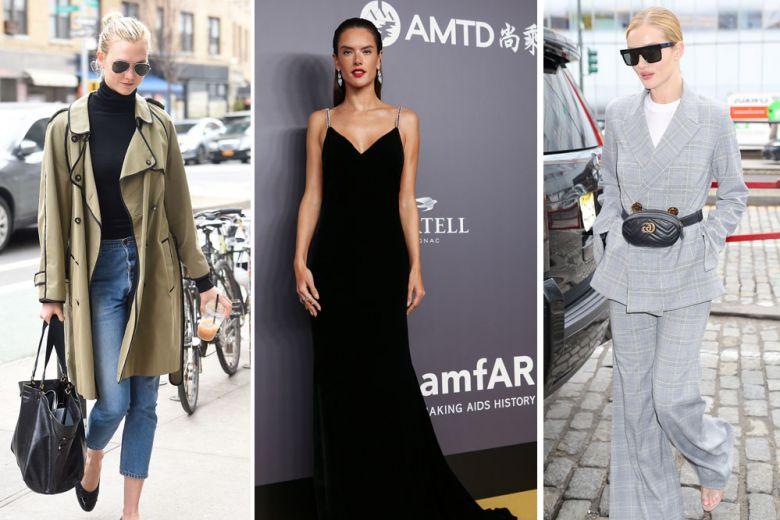 Karlie Kloss, Alessandra Ambrosio e le altre star meglio vestite della settimana