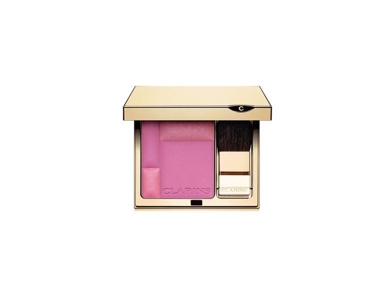 bonne-mine-labc-su-questo-make-up-del-buon-umore-SPRING 2018 CLARINS_Blush Prodige 08 Sweet Rose