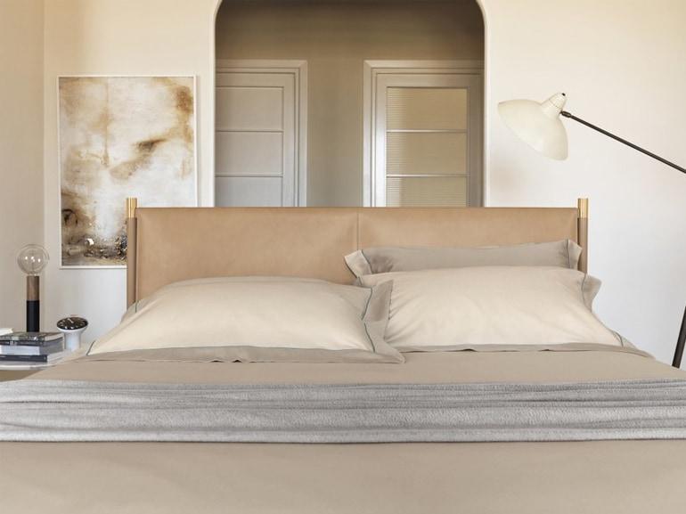 camera da letto casa affitto 7