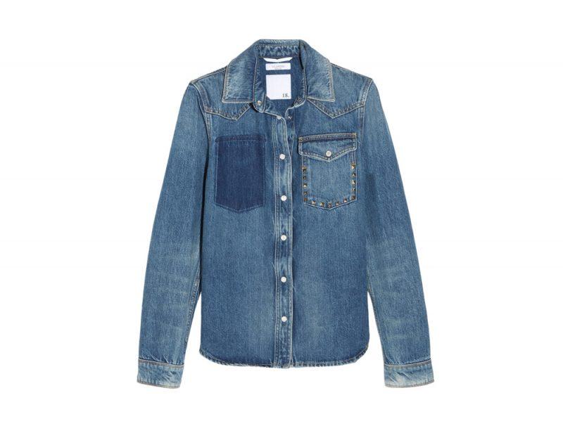 camicia-di-jeans-valentino-su-net-a-porter
