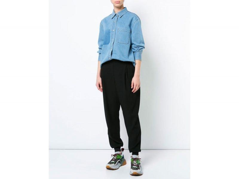 camicia-jeans-stella-mc-farfetch