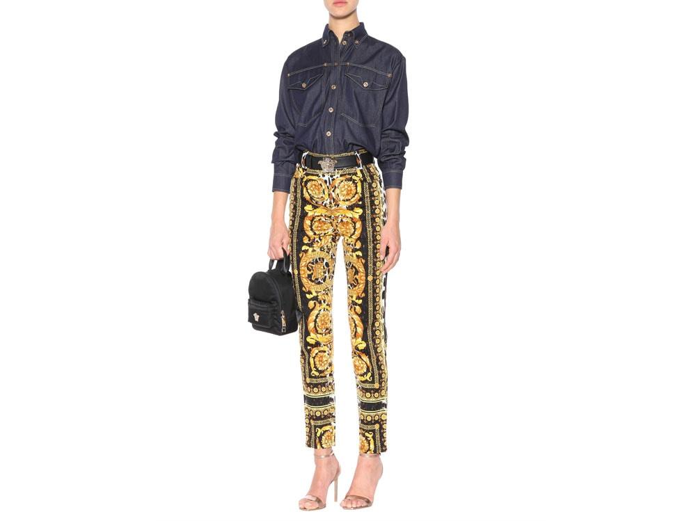 camicia-jeans-versace