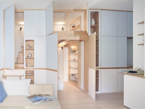 Come arredare un mini appartamento sfruttando ogni centimetro