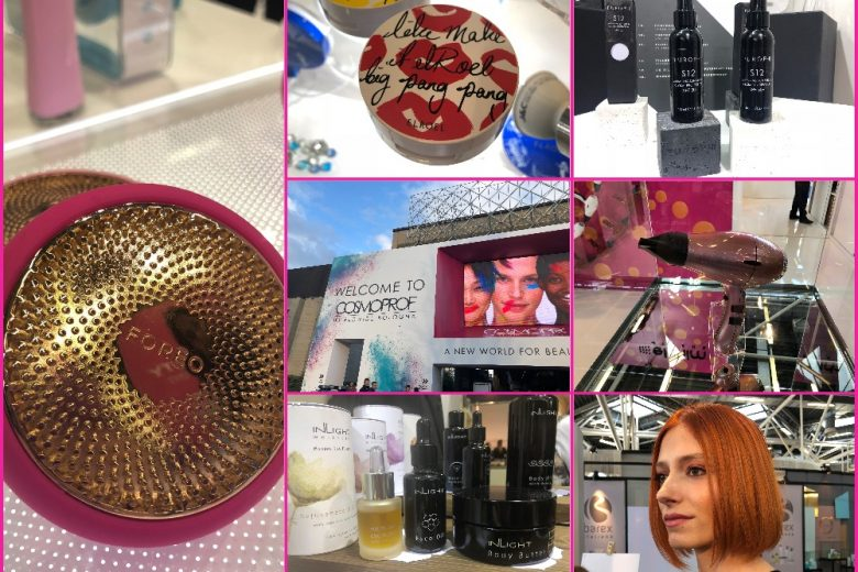 Cosmoprof 2018: le novità beauty e make up più hot scoperte alla fiera dell'estetica di Bologna