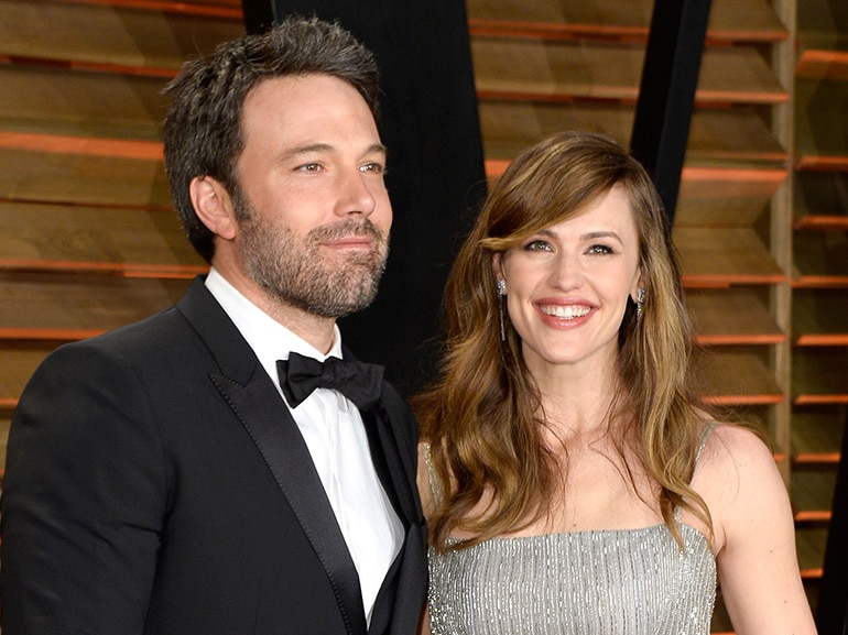 cover ben affleck jennifer garner insieme mobile