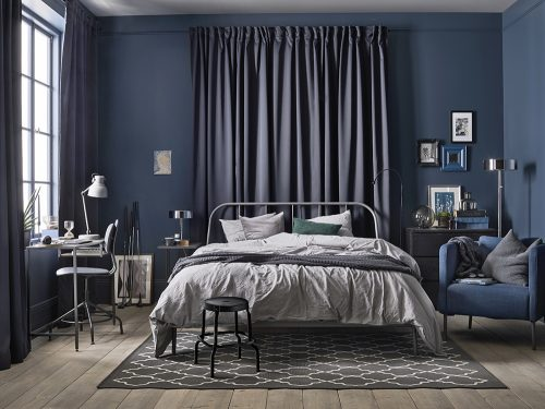 10 idee originali per migliorare la camera da letto di una ...