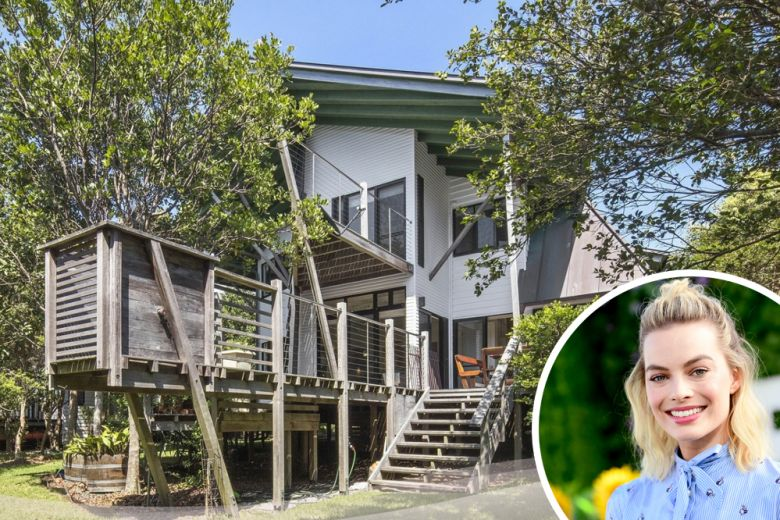 Margot Robbie compra casa in Australia