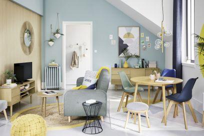 10 idee per arredare un salotto molto piccolo