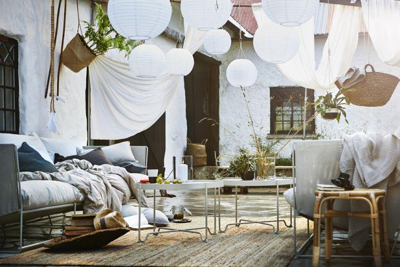 IKEA presenta la nuova collezione outdoor per l'estate 2018