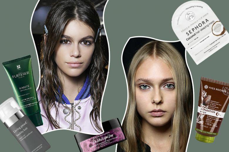 Maschere capelli notte: i prodotti da tenere in posa mentre si dorme