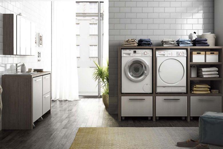 Angolo Lavanderia A Scomparsa : Angolo lavanderia in casa. good awesome mobili x lavanderia photos