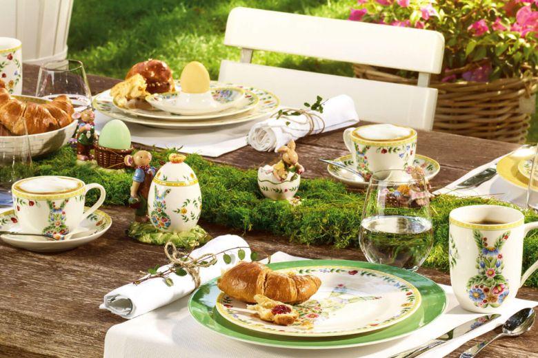 6 idee originali per decorare la tavola di Pasqua