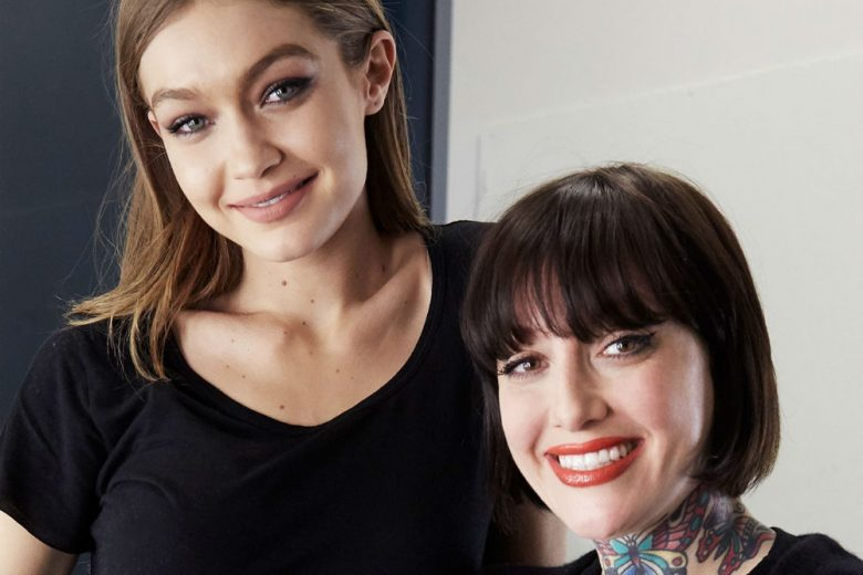 GigixMaybelline: l'intervista a Erin Parsons, make up artist della modella