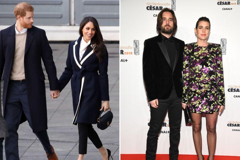 Meghan Markle, Charlotte Casiraghi e le altre star meglio vestite della settimana