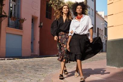 H&M presenta la campagna con Winona Ryder ed Elizabeth Olsen