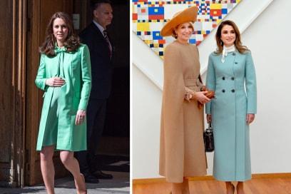 Kate Middleton e le altre star meglio vestite della settimana