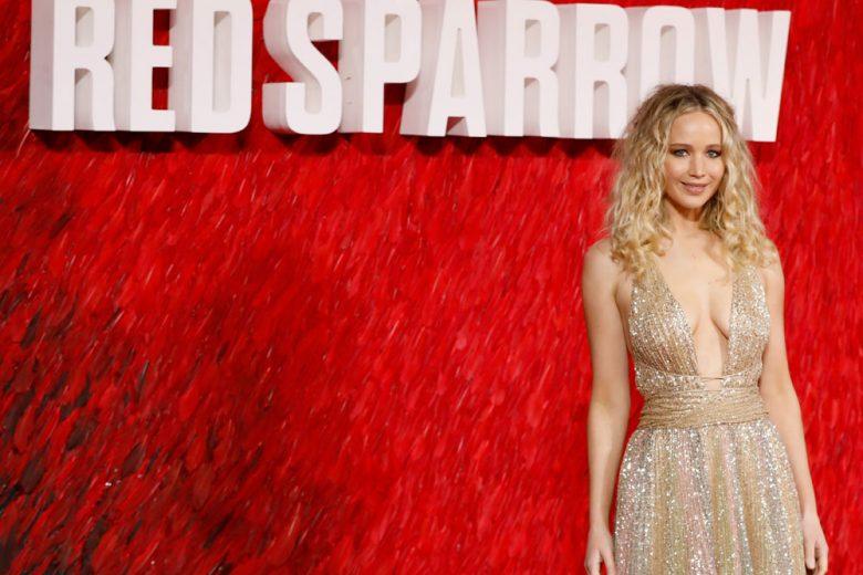 """Jennifer Lawrence è tornata (e con uno stile davvero """"wow"""")"""