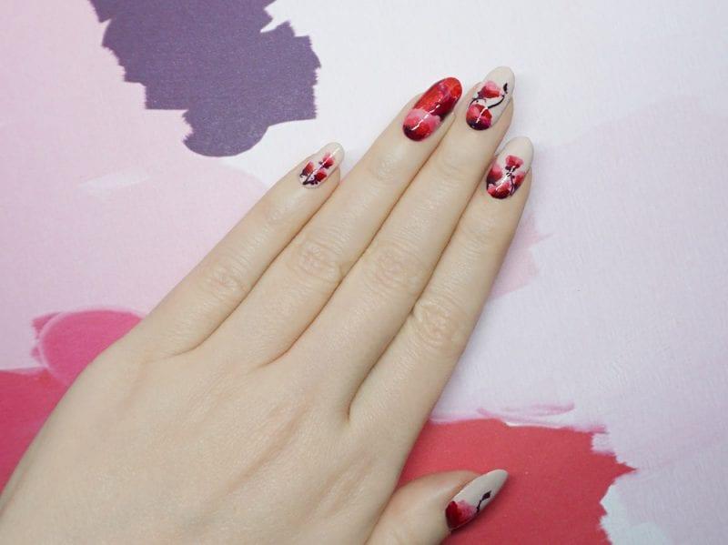nail-art-papaveri