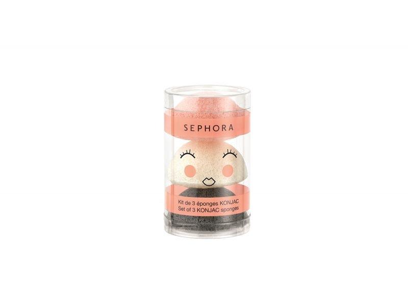 pulizia-viso-corpo-i-10-prodotti-da-provare-Sephora Collection_Set_Of_3_Konjac_Sponges_
