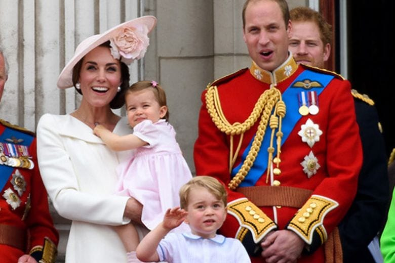 Pensate che i royal babies George e Charlotte siano viziati? Sbagliato