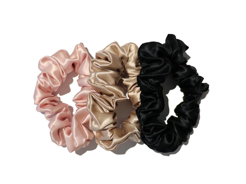 scrunchie-elastico-per-i-capelli-in-seta-lookfantastic