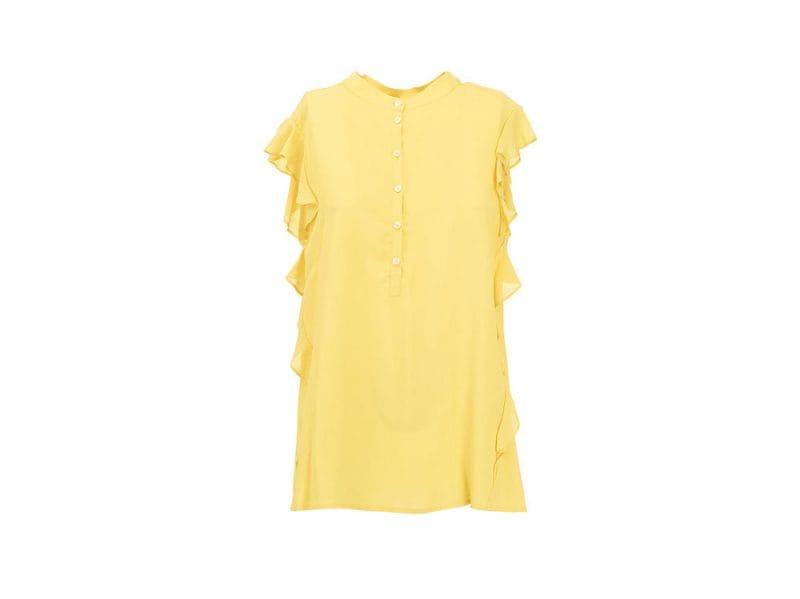 Giallo: il colore top per i vestiti e gli accessori della