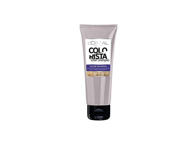 Silver shampoo  la formula viola per capelli biondo platino - Grazia.it 7ea414ea5512