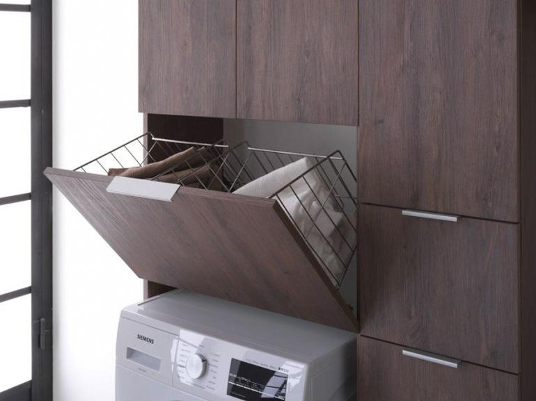 Come ricavare in casa lo spazio per la lavanderia - Accessori lavanderia casa ...