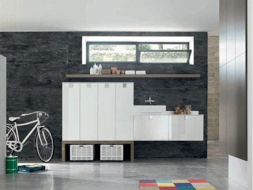 Come ricavare in casa lo spazio per la lavanderia grazia