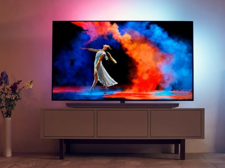 storia tv ottanta anni philips nuovi modelli tv ultrapiatti oled 2018 (4)