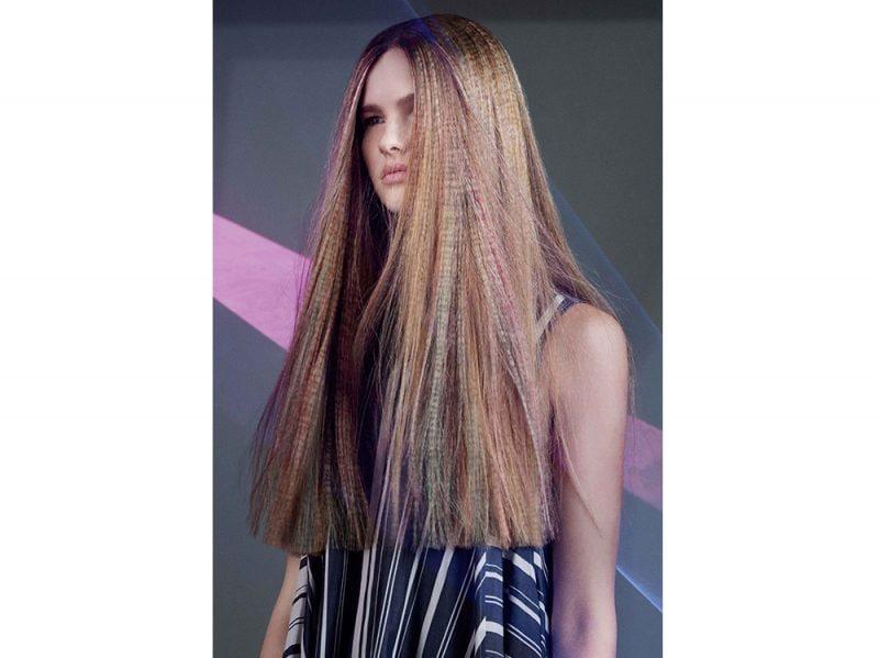 tagli capelli saloni lunghii primavera estate 2018 davines imprinting