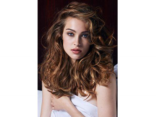 Tagli capelli lunghi e mossi