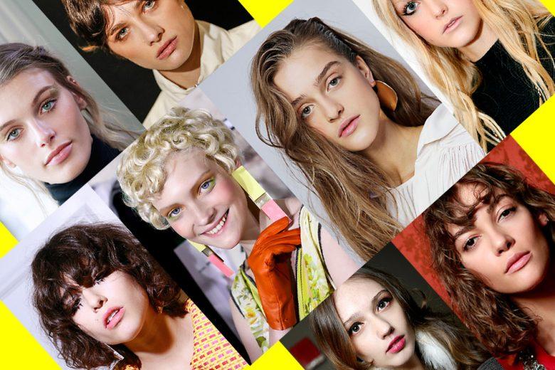 Tendenze capelli mossi medi, corti e lunghi: gli hair look più belli
