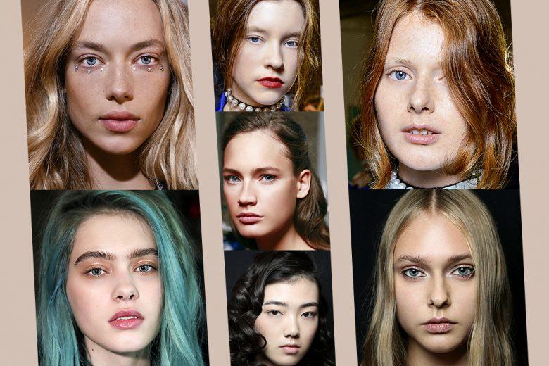 Colore capelli 2018: le tendenze dal biondo al castano, nero, rosso e tinte pop