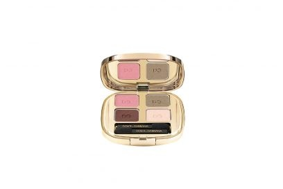 think-pink-il-make-up-rosa-tra-i-trend-di-stagione-DG BEAUTY_DOLCE GARDEN_THE EYESHADOW QUAD DOLCE GARDEN 142