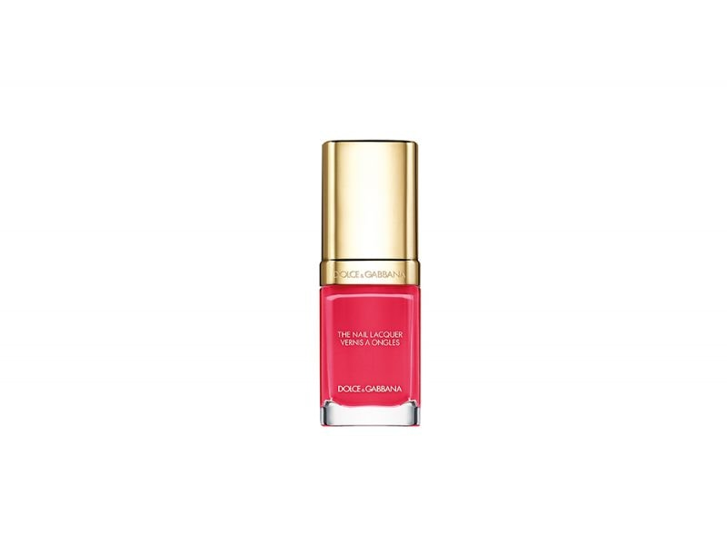 think-pink-il-make-up-rosa-tra-i-trend-di-stagione-DG BEAUTY_DOLCE GARDEN_THE NAIL LACQUER IBISCUS 607